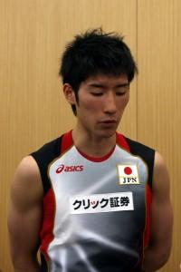 今村駿選手