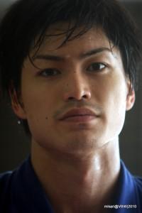 八子大輔選手(東海大学4年)