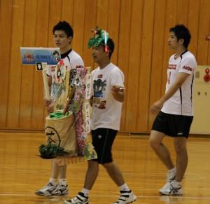 伊勢茶WINSはトーナメント2回戦で熱戦の末敗退したが、強烈な印象を残した。