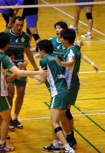天皇杯関東ブロック予選に出場した浜田。