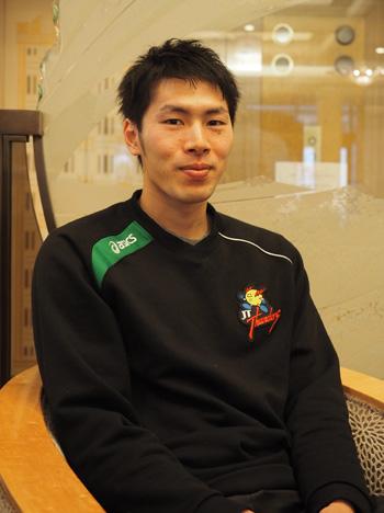 小澤翔選手