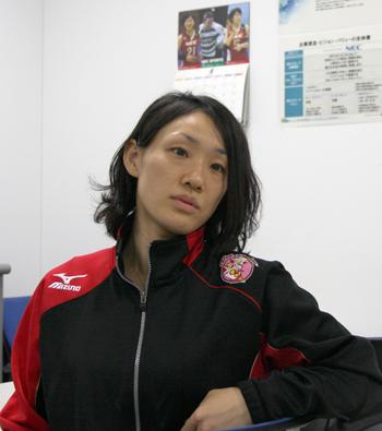 IMG_3330-s 秋山美幸×山口かなめ セッター&セッターTALK | バレーボールマガジン