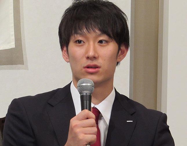 ワールドカップで活躍した柳田将洋選手