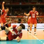 最終戦しっかり勝ちきった日本/FIVB