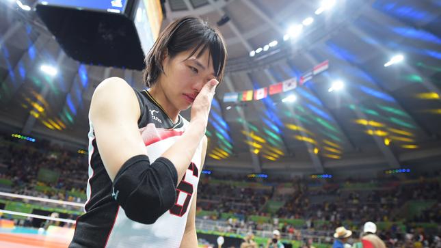 JapaneseSaoriSakodacriesafterbeingeliminatedoftheOlympics-s