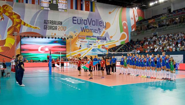 バレーボールアゼルバイジャン女子代表