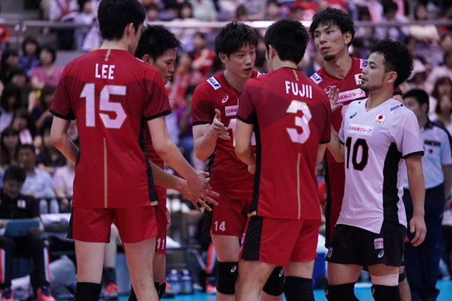 全日本代表男子チーム発表 石川祐希、柳田将洋、西田有志ほか