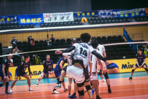 ジェイテクトSTINGS/西田有志選手