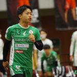 13新垣東麻選手