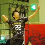22柏田樹選手