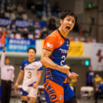 東レアローズ/藤井直伸選手
