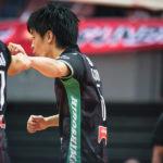 JTサンダーズ広島/井上慎一朗 選手