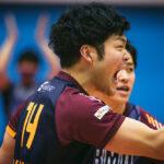 VC長野トライデンツ/矢貫龍馬 選手
