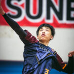 VC長野トライデンツ/池田颯太 選手