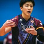 VC長野トライデンツ/池田幸太 選手