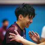 VC長野トライデンツ/戸嵜嵩大 選手