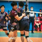 VC長野トライデンツ/森﨑健史 選手