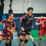 VC長野トライデンツ/山本憲吾 選手&戸嵜嵩大 選手