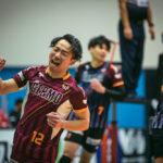 VC長野トライデンツ/山本憲吾 選手