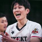 ジェイテクトSTINGS/浅野博亮 選手