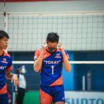 東レアローズ/富松崇彰 選手