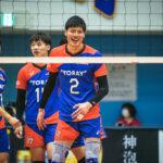 東レアローズ/髙橋健太郎選手