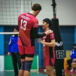 サントリーサンバーズ/西田寛基 選手