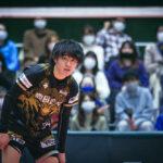 ウルフドッグス名古屋/小川智大 選手