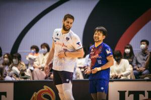 FC東京/プレモビッチ・ピーター選手&古賀 太一郎 選手