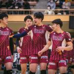 VC長野トライデンツ/戸嵜 嵩大 選手