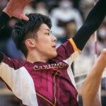 VC長野トライデンツ/中村 竜輔 選手