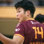 VC長野トライデンツ/矢貫 龍馬 選手