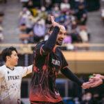 ジェイテクトSTINGS/フェリペ・フォンテレス選手