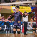 VC長野トライデンツ/角 雅也 選手