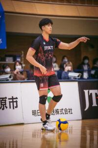 ジェイテクトSTINGS/宮浦 健人 選手