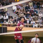 VC長野トライデンツ/リヴァン・ヌルムルキ 選手