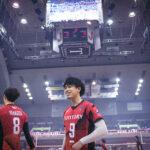 サントリーサンバーズ/舞洲ホームゲーム