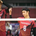 サントリーサンバーズ/柳田将洋 選手