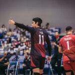 サントリーサンバーズ/秦 耕介 選手