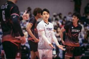 ジェイテクトSTINGS/本間 隆太 選手
