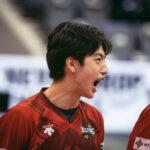 ウルフドッグス名古屋/山崎 彰都 選手