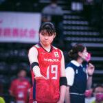 山田 二千華 選手