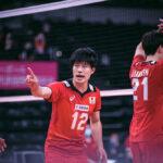 関田 誠大 選手