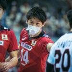 石川祐希 選手